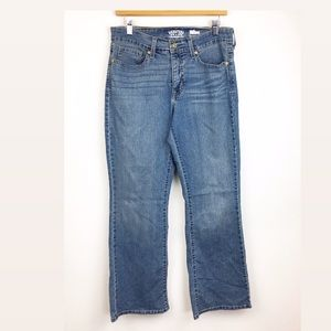 Levi's Women's Shaping Bootcut Jeans Blue Size 12